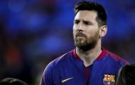 Góc Barcelona: Ngày Messi hóa phàm nhân