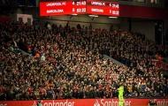 Liverpool: Không danh hiệu, vẫn là Vua