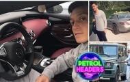 Mesut Ozil và sở thích đam mê xe Đức