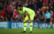 Suarez phản ứng ra sao khi Barca gục ngã trước Liverpool?