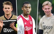 Ajax và 8 tài năng trẻ sẵn sàng thay thế De Jong, De Ligt trong tương lai