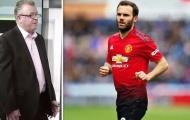 'Cậu ấy hay hơn, và sẽ thay thế hoàn hảo cho Mata'
