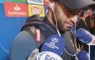Lucas Moura rơi nước mắt khi xem lại bình luận về bàn thắng của mình