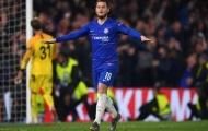 Chelsea thắng nghẹt thở, Willian nhắn nhủ đặc biệt đến Eden Hazard