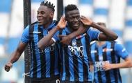 Ghi 2 bàn trong 8 phút, Atalanta chiếm vị trí thứ 3