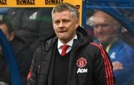 Solskjaer: 'Hy vọng cậu ấy có màn chia tay đẹp ngày mai'