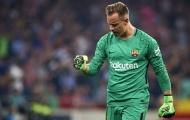 Ter Stegen bất ngờ gửi tâm thư cho CĐV Barca sau thảm hoạ tại Anfield