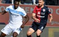 Nghẹt thở vượt qua Cagliari, Lazio tiến gần đến vé dự Europa League