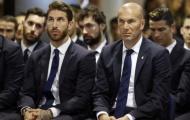 Ramos và Zidane đồng lòng, 'ngũ hổ tướng' đang dần lộ mặt