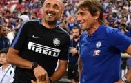 Spalletti không quan tâm tin đồn Conte đến Inter Milan