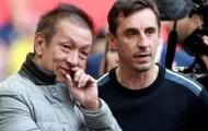 Thế hệ 92 huyền thoại của Man Utd đi xem 'gà nhà' thi đấu