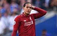 BBC dự đoán Van Dijk sắp rời Liverpool