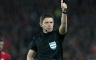 CHÍNH THỨC: UEFA công bố tổ trọng tài trận chung kết Europa League