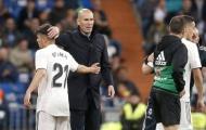 Đây, 2 cầu thủ Real khiến các đồng đội khác phải 'hổ thẹn'