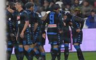 Ghi bàn phút 88, Napoli nhọc nhằn vượt ải Paolo Mazza