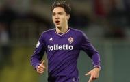 Hé lộ hai điều kiện để Federico Chiesa rời Fiorentina