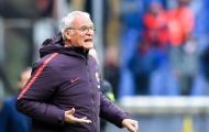 Claudio Ranieri: 'Niềm tin sẽ đưa AS Roma đến Champions League'