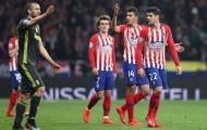 Bán Griezmann cho Barca, Atletico đón 'tân binh' đầy bất ngờ