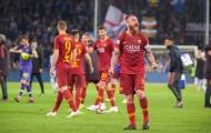 CHÍNH THỨC: De Rossi chia tay AS Roma sau 19 năm gắn bó