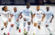 Đội tuyển Curacao mang dàn sao Premier League và châu Âu đấu King's Cup