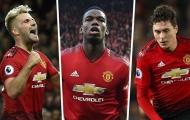 Man United và 3 ngôi sao xuất sắc nhất mùa giải 2018/2019
