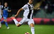 Ronaldo và thống kê kinh ngạc: Duy nhất một bàn ngoài vòng 16 mét 50