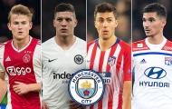 Thạm vọng lập hat-trick vô địch và kế hoạch 200 triệu bảng của Man City