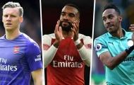 Arsenal và 3 ngôi sao xuất sắc nhất mùa giải  2018/2019