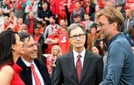 Chưa thể giành cúp, Liverpool đã ngập trong 'núi tiền'