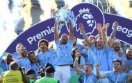 Man City phải chăng là đội bóng mạnh nhất lịch sử Premier League?