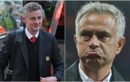 NÓNG! Mourinho dùng 1 từ cực sốc nói về Solskjaer