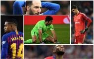 15 chữ ký thảm họa mùa 2018/19: 'Bom xịt' Man Utd tệ hại nhất