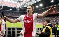 Cực sốc! Đội trưởng Ajax từ chối rời đi cùng De Jong