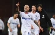 Mới đến Inter Milan được 1 năm, Nainggolan đã tính chuyện ra đi