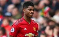 Rashford bất ngờ đặt mục tiêu mới cho Man Utd trong mùa giải sau