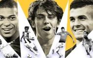 10 ngôi sao U21 xuất sắc nhất thế giới hiện nay