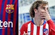Barca ngắm Antoine Griezmann, khi người Nou Camp đã biết cách chuyển nhượng
