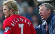 Sau tất cả, Beckham lên tiếng về việc bị Sir Alex bán khỏi M.U