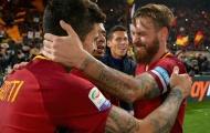 Đồng đội tiết lộ sự thật không ngờ về De Rossi tại AS Roma