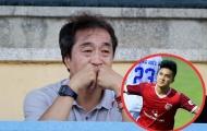 Martin Lo tiếp tục nhả đạn trong ngày trợ lý thầy Park dự khán