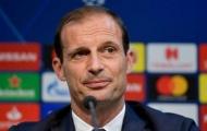 Allegri tiết lộ về tương lai sau khi rời Juventus