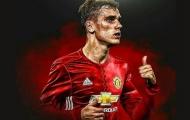 Đây! 'Tứ đại danh bổ' hứa hẹn gầy dựng kỷ nguyên mới cho Man Utd
