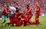 TRỰC TIẾP Bayern 5-1 Frankfurt: Hùm xám đăng quang (KT)