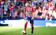 Atletico ra điều kiện khó, Man City chùn chân trong vụ 'tiểu Busquets'