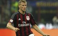 CHÍNH THỨC: AC Milan chia tay 'công thần' sau 18 năm gắn bó