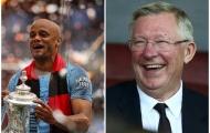 Man Utd và Sir Alex từng để tuột mất 'huyền thoại' Kompany thế nào?