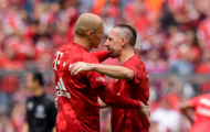Robbery ghi bàn chia tay, Bayern vô địch Bundesliga lần thứ 7 liên tiếp