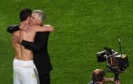 Ronaldo đã chọn xong HLV cho Juventus