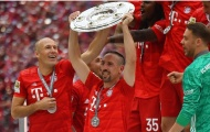 Sau khi ghi bàn chia tay, đôi cánh Robbery tri ân Bayern thế nào?