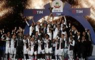8 năm thống trị Serie A của Juventus: Hồi sinh từ những giọt nước mắt